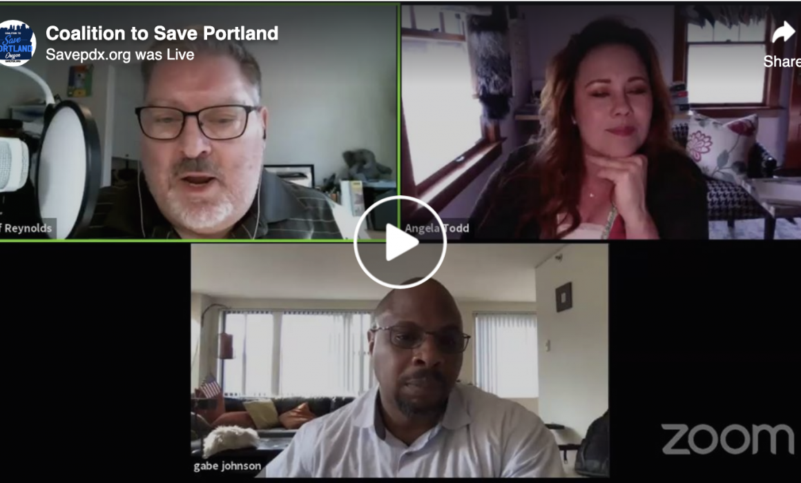 Live Coalition to Save Portland